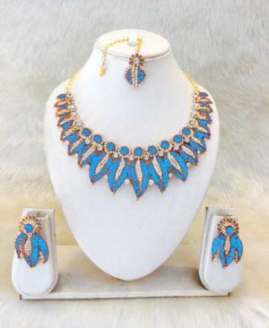 dgn no 5163-Turqoise Blue