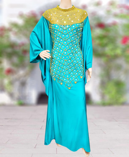 African Style Fashion Spandex Kaftan