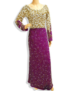 Wedding Event Queen Nigerian Dress