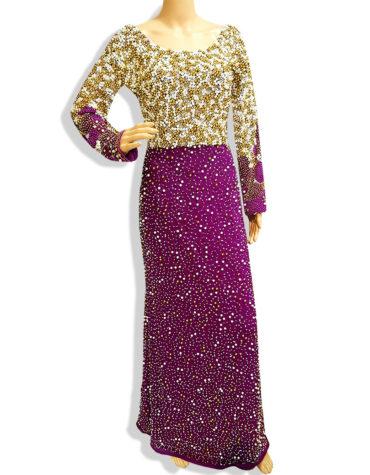 Wedding Event Queen Nigerian Dress