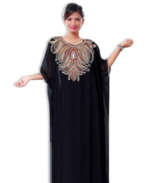 Exclusive Muslim Africa Kaftan Dress
