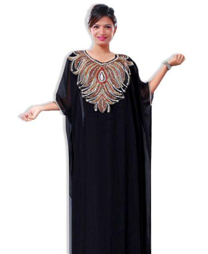 Exclusive Muslim Africa Kaftan Dress