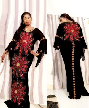 New Designer Style Africa Kaftan Dress