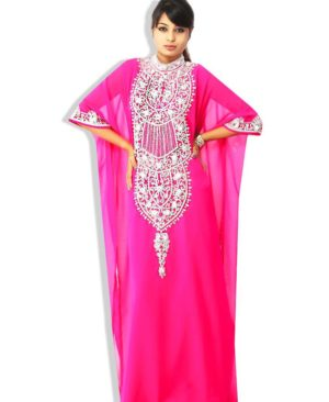 Kaftan Jilbab Islamic Africa Muslim Dress
