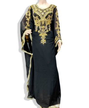 Ladies Kaftan Designer Wonderful Chiffon