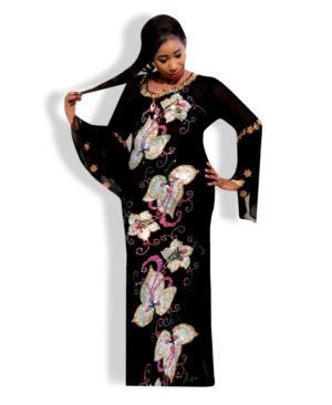 Kaftan african Islamic Abaya Muslim Dress