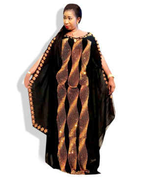 Fashion kaftan ladies dress