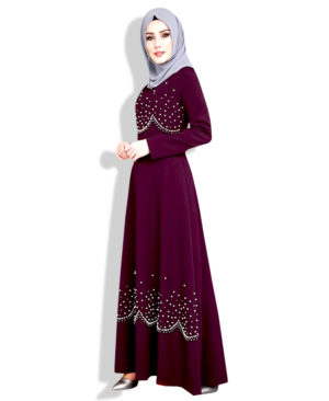 Stylish Abaya party wear designer burqa