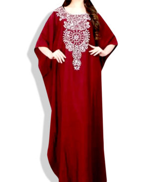 Attractive Kaftan Dress For Saudi Arabia