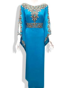 Elegant arabic kaftan dresses Women Abaya
