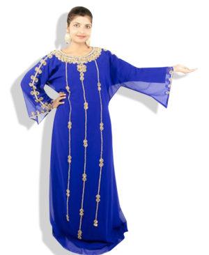 Beautiful Arabic Kaftan Dresses Women Abaya