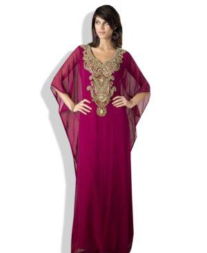 Beautiful Latest Style Arabic Kaftan