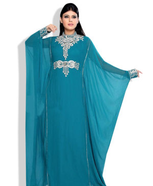 Latest Style Arabic Beautiful Kaftans from Islamic