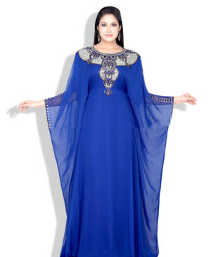 New Beautiful Ladies Moroccan Farasha Kaftan
