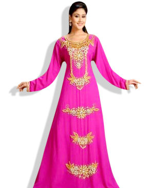 Designs Ladies Women Style Kaftan Dress