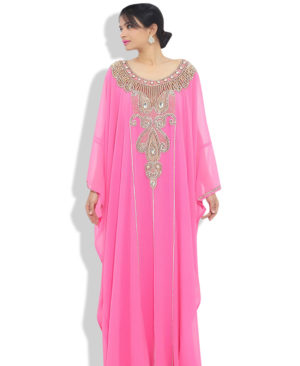 Women Designer Kaftan Long Caftan