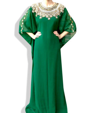 Latest Abaya Dress Islamic Kaftan Woman Designer