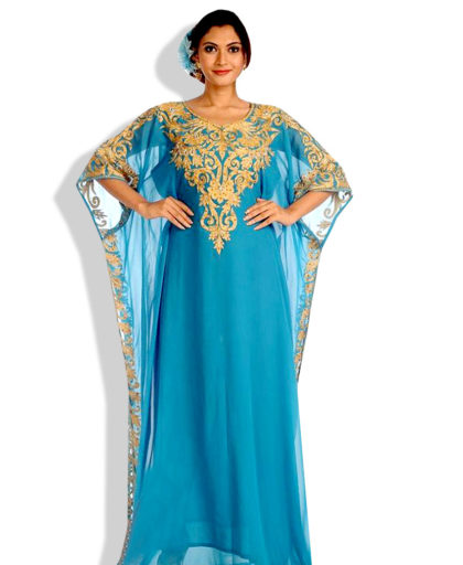 Style Dresses Kaftan Islamic Woman