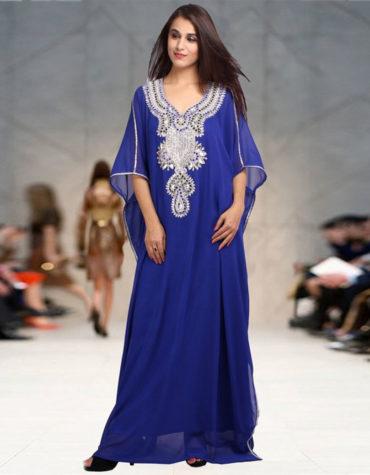 Kaftan stylish Fashion Womens Islamic Dress