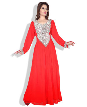 New Arabic Arrival Letest Designer Dress
