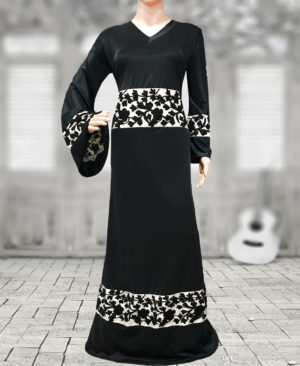 New Design Arabic Dubai Abaya Burqa