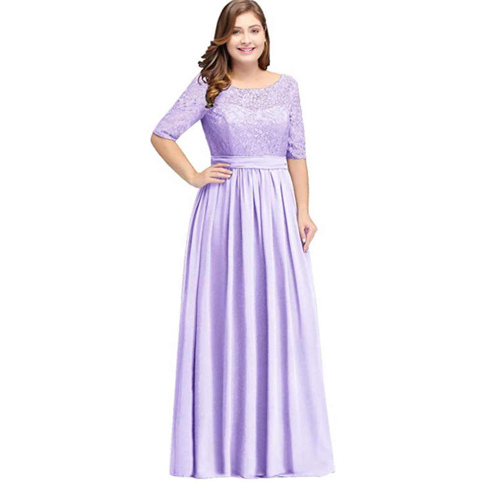 Women Long Special Occasion Dresses Plus Size Gown - African ...