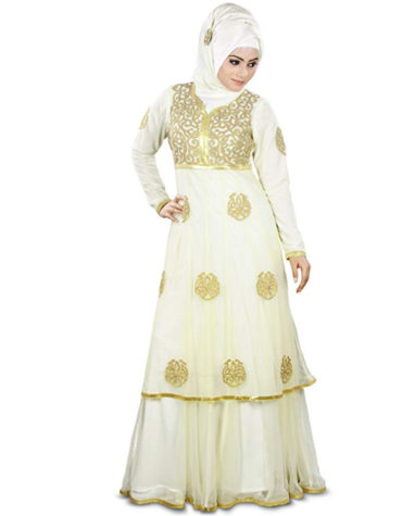 Women's Designer Beautiful Abaya Dress