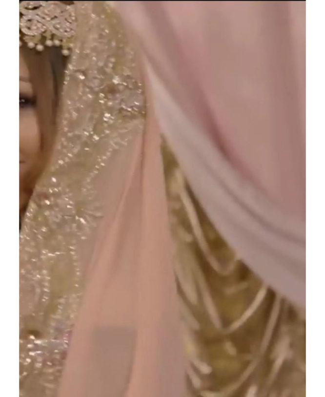 Chiffon Express Bridesmaid Zari Work Hijab
