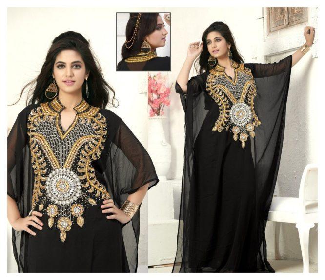 Women's Dubai Kaftan for women farasha plus Size evening party Abaya Maxi Dress